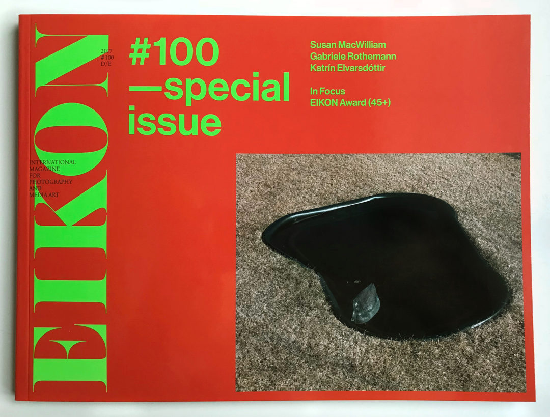 #100 Special Issue – EIKON Award